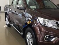 Bán Nissan Navara EL 2.5 AT 2WD sản xuất năm 2017, màu nâu, nhập khẩu