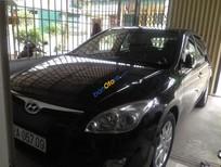 Bán xe Hyundai i30 1.6AT năm 2009, màu đen, nhập khẩu