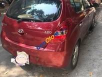 Bán xe Hyundai i20 sản xuất 2009, màu đỏ, giá 319tr