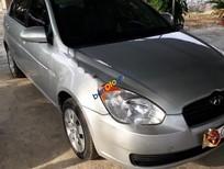 Bán ô tô Hyundai Verna 1.4 MT đời 2009, màu bạc, nhập khẩu chính chủ