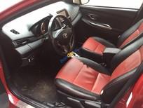 Bán Toyota Yaris 1.3G năm 2014, màu đỏ, xe nhập số tự động
