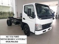 Bán xe tải nhỏ Nhật Bản 1.9 tấn, xe tải nhỏ Mitsubi Fuso Nhật Bản, Canter 4.7