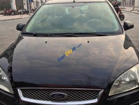 Bán Ford Focus 1.8 2008, màu đen, xe nhập xe gia đình