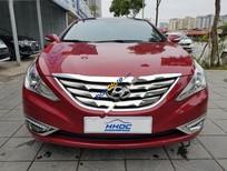 Bán xe Hyundai Sonata 2.0 AT đời 2011, màu đỏ, nhập khẩu nguyên chiếc, giá 578tr