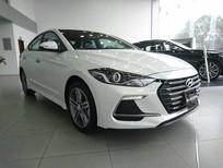 Giao Hyundai Elantra Sport 2018 thế hệ mới màu trắng, xe giao ngay, hỗ trợ trả góp 90%, LH: 090 467 5566 - 0967 69 69 56