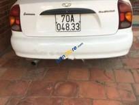 Bán Daewoo Lanos SX sản xuất 2000, màu trắng