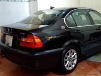 Bán ô tô BMW 3 Series 318i 2005, màu đen, xe nhập AT 2.0