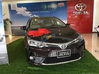 Corolla Altis 1.8E CVT giá tốt, tặng phụ kiện chính hãng, hỗ trợ trả góp lãi suất thấp