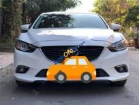 Bán ô tô Mazda 6 sản xuất 2016, màu trắng, giá chỉ 756 triệu