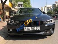 Bán xe BMW 3 Series 320i năm sản xuất 2014, màu đen, nhập khẩu