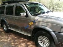 Bán Ford Everest 2.5L 4x2 MT năm sản xuất 2007, màu xám số sàn