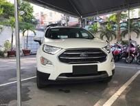 Bán Ford EcoSport 1.0 ecoboost 2018, màu xám, 689 triệu