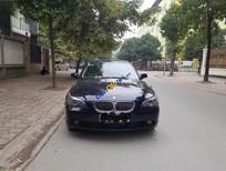 Cần bán lại xe BMW 5 Series 530i sản xuất 2006, màu xanh lam, xe nhập