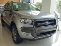 Ford Ranger Wildtrak 3.2 4x4 2017, hỗ trợ mua xe trả góp có lợi, lãi suất tốt, xe đủ màu
