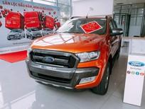 Ford Ranger Wildtrak 2.2L 4x2 2017, xe đủ màu, liên hệ để được hỗ trợ mua xe trả góp có lợi