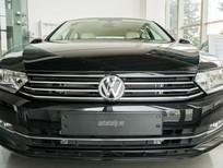 Bán Volkswagen Passat Bluemotion đời 2017, màu đen, xe mới 100% nhập khẩu chính hãng LH:0933.365.188