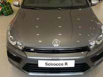 Bán Volkswagen Scirocco R 2017, màu xám, xe mới 100% nhập khẩu chính hãng LH: 0933.365.188