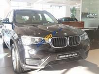 BMW X3 xDrive 20i đời 2018, màu đen, nhập khẩu