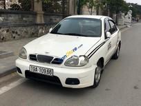 Cần bán lại xe Daewoo Lanos sản xuất năm 2000, màu trắng, nhập khẩu nguyên chiếc