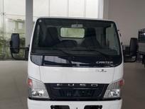Cần bán Mitsubishi Canter 4.7 2017, màu trắng
