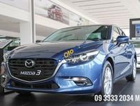 Bán Mazda 3 1.5 2018 xanh 42B, có đủ màu xe, hỗ trợ vay 80% giá trị xe. LH: 0938097488 để được hỗ trợ tư vấn