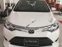Bán ô tô Toyota Vios 1.5G TRD sản xuất 2018, màu trắng, 550tr