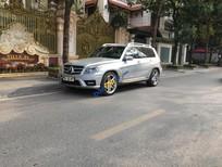 Bán Mercedes GLK 300 AMG 4Matic màu bạc, biển Hà Nội