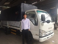 Xe tải ISUZU QHR650 3,5 Tấn thùng mui bạt thùng dài 4,3 mét