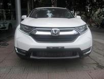 Bán Honda CR V 2018 màu trắng