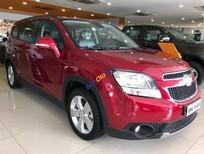 Cần bán Chevrolet Orlando LT xe đủ màu, giá chỉ 639 triệu khuyến mãi 15 triệu - trả trước 130tr