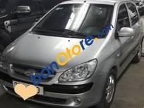 Bán Hyundai Click đời 2008, màu bạc xe gia đình, giá 239tr