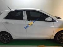 Bán Kia Picanto S 1.25 AT năm sản xuất 2014, màu trắng