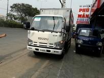 Xe tải Isuzu 3.5 tấn thùng bạt giá rẻ bán trả góp | các loại xe tải 3t5 giá ưu đãi