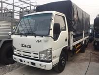 Bán Isuzu sản xuất 2017, màu trắng, nhập khẩu