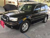 Bán xe Ford Escape 3.0 V6 sản xuất năm 2004, màu đen, nhập khẩu