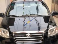 Bán xe Daewoo Gentra SX sản xuất 2008, màu đen