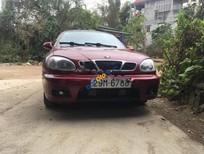 Bán Daewoo Lanos SX năm 2000, màu đỏ