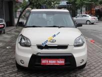 Mạnh Thắng Auto bán Kia Soul 4U 1.6 AT sản xuất 2009, màu trắng, nhập khẩu