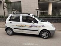 Bán Daewoo Matiz SE sản xuất 2008, màu trắng, nhập khẩu chính hãng, chính chủ