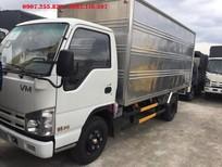 Xe tải Isuzu QHR650 thùng dài 4.3 mét tại Cty ô tô Phú Mẫn