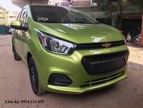 Cần bán xe Chevrolet Spark duo đời 2018, màu xanh lục, giá chỉ 299 triệu
