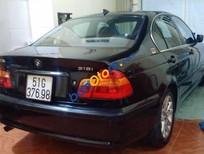 Bán xe BMW 3 Series 318i sản xuất 2005, màu đen, nhập khẩu