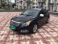 Bán xe Daewoo Lacetti CDX đời 2011, màu đen chính chủ, giá 355tr