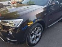 Bán BMW X3 xDrive20i năm sản xuất 2016, màu đen, nhập khẩu