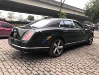 Bán Bentley Mulsanne Speed năm 2016, màu nâu, xe nhập