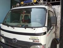 Cần bán lại xe Hino 300 Series đời 2008, màu trắng, nhập khẩu nguyên chiếc, giá tốt