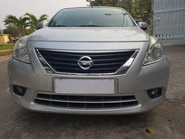 Bán Nissan Sunny 2014, màu bạc, xe chính chủ