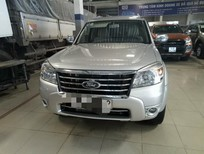 Ford Everest 2011, màu bạc, xe gia đình