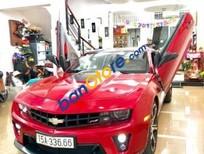 Bán gấp Chevrolet Camaro năm sản xuất 2010, màu đỏ, xe nhập