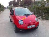 Bán Daewoo Matiz SE sản xuất năm 2007, màu đỏ, 78 triệu